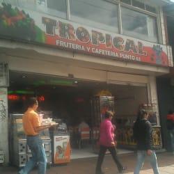 Tropical Frutería y Cafetería Punto 63 en Bogotá