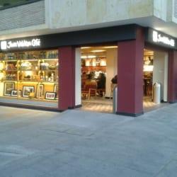 Juan Valdez Café Calle 85 en Bogotá