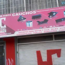 HC Metal Rubber en Bogotá