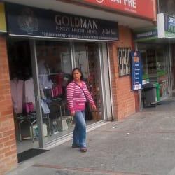 Goldman Finest British Shirts en Bogotá