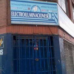 Electroiluminaciones Ces en Bogotá