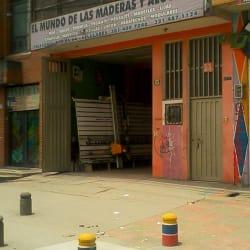 El Mundo de las Maderas y Algo Más en Bogotá