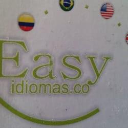 Easy idiomas. Co en Bogotá