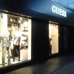 Guess Calle 82 en Bogotá