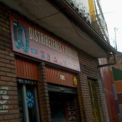 Distri Retenes y Rodillos en Bogotá