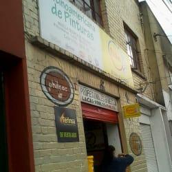 Latinoamericana De Pinturas en Bogotá