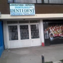 Laboratorío y Consultorío Denti Dent en Bogotá