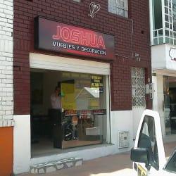Joshua Muebles y Decoración en Bogotá