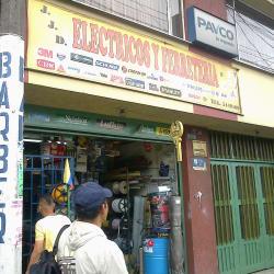 J.J.D Eléctricos y Ferretería en Bogotá
