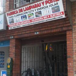 Electroluces Postes en Bogotá