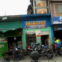 Emimotos en Bogotá