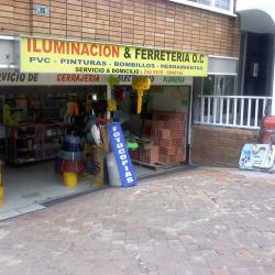Iluminacion y Ferreteria O.C en Bogotá