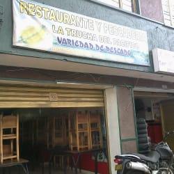 Restaurante y Pescaderia La Trucha del Pacífico en Bogotá