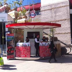 Turistik - Mall Parque Arauco en Santiago