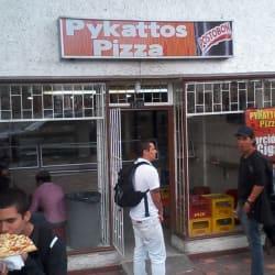 Pykattos Pizza en Bogotá