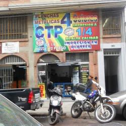 Proyección Gráfica  en Bogotá