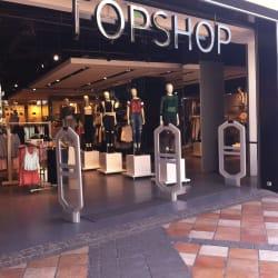 Topshop - Mall Parque Arauco en Santiago