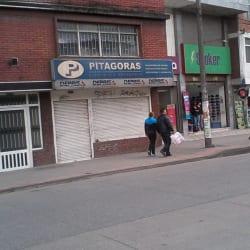 Pitagoras en Bogotá