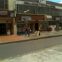 Obra Social y Cultural Sopeña en Bogotá