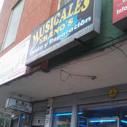 Musicales Ebano's en Bogotá