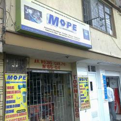 Mope Soluciones Integrales en Bogotá