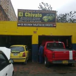 Mecánica Automotriz El Chivato en Bogotá