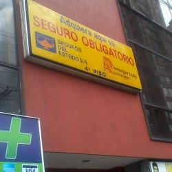 Rivesegur en Bogotá