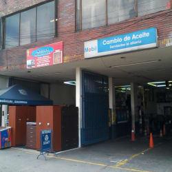 Serviautos la Alquería en Bogotá