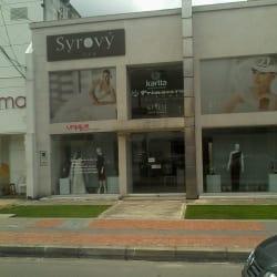 Syrovy en Bogotá