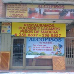 Alcopisos en Bogotá