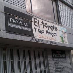 El Torete y Sus Amigos en Bogotá
