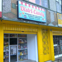 Distri Candy en Bogotá