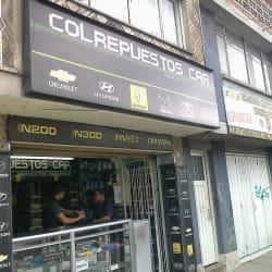 Colrepuestos Car en Bogotá