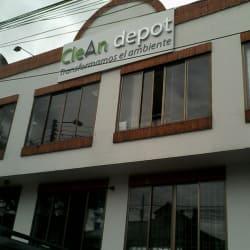 Clean Depot en Bogotá