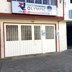 Club de Taekwondo Olympic en Bogotá