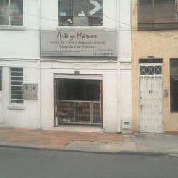 Arte y Marcos Ricardo Borda en Bogotá