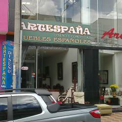 Artespaña en Bogotá