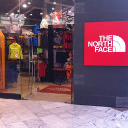 The North Face - Mall Parque Arauco en Santiago