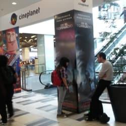 Cineplanet - Costanera Center en Santiago