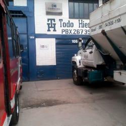 Todo Hierros Ltda en Bogotá