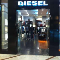 Diesel - Mall Parque Arauco en Santiago