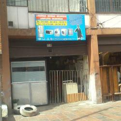 Reparación Lavadoras y Neveras Servigalerias en Bogotá