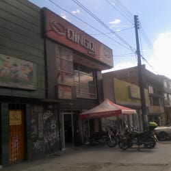 Pvd Qingqi en Bogotá