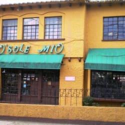 O´ Sole Mio Pizzeria en Bogotá