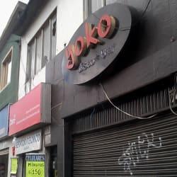 Yoko Disco Bar en Bogotá