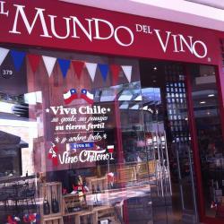 El Mundo del Vino - Mall Parque Arauco en Santiago
