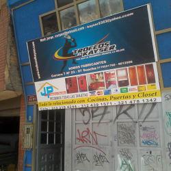 Trofeos El Kayser en Bogotá