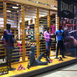 Everlast - Mall Parque Arauco en Santiago