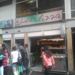 Luca's Pizza en Bogotá