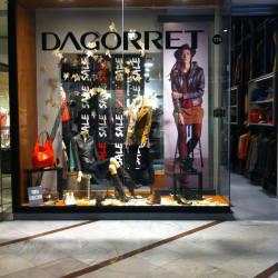 Dagorret - Mall Parque Arauco en Santiago